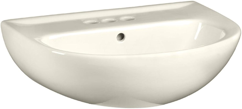 American Standard 0468.004.222 Pedestal Sink, Linen