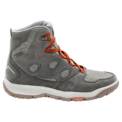 Jack Wolfskin Winterstiefel Vancouver Texapore Mid M pewter grey 6.5 UK