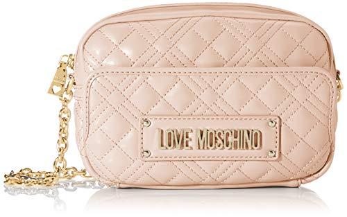 Love Moschino dam Jc4002pp1a axelväska, Rosa (Rosa) - 6x14x22 centimeters (W x H x L)