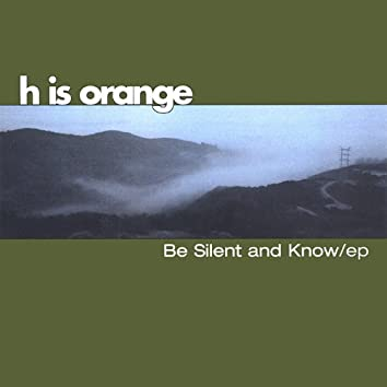 Be Silent and Know E/P