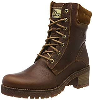 Panama Jack Phoebe, Botas Militar para Mujer, Marrón (Cuero B10), 41 EU (B072MGNP3R) | Amazon price tracker / tracking, Amazon price history charts, Amazon price watches, Amazon price drop alerts
