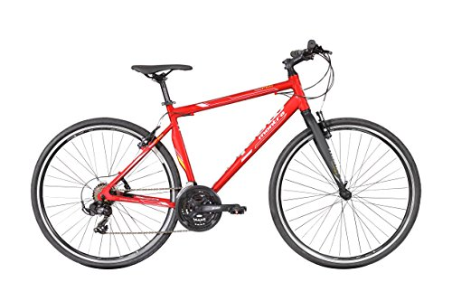 Montra Trance Pro 700X35C 21 Speed Super Premium Cycle(Nickel Red)