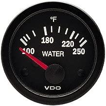 vdo water temp gauge