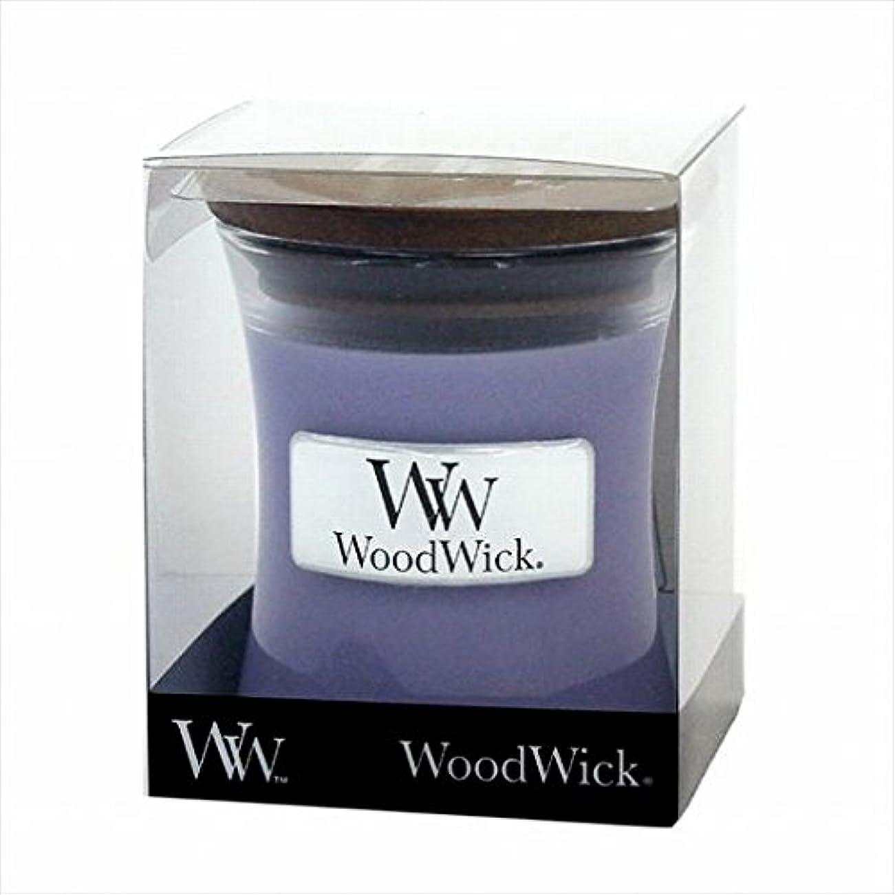 通信網来て嫌なカメヤマキャンドル( kameyama candle ) Wood Wick ジャーS 「 ラベンダースパ 」