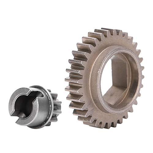 DAUERHAFT Stabile Leistung des Metallsporn-Hauptgetriebes Reduzieren Sie unnötigen Energieverlust Angemessenes Design Hohe Effizienz für HSP für HSP 1/10 RC Car Truck 94103, 94111