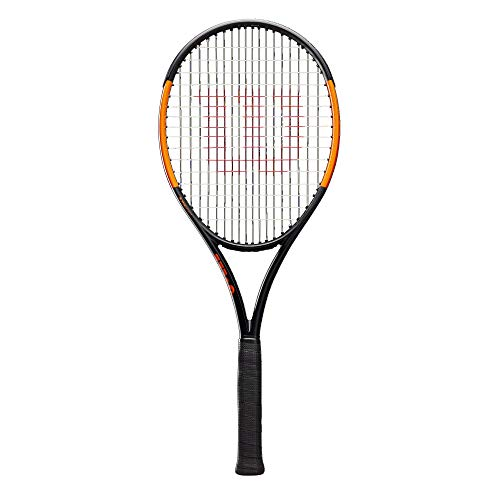 Wilson Burn 100S Tennis Racket, 4 1/4""