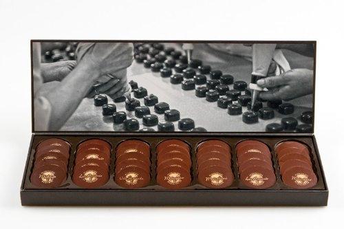 Photo of Michel Cluizel Le Nuancier, Pure Origins, Chocolate Tasting Box with Giftbag