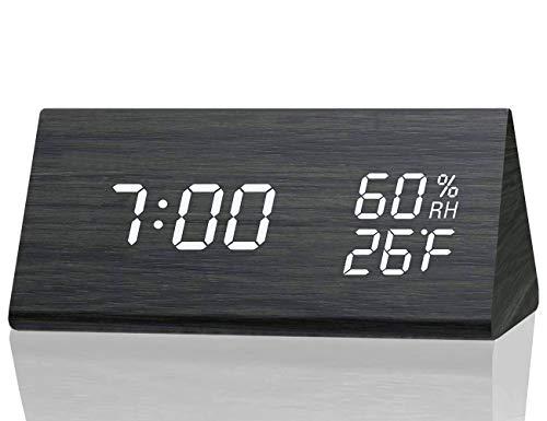Despertador, Higrómetro, Termómetro Digital, Brillo de 3 N