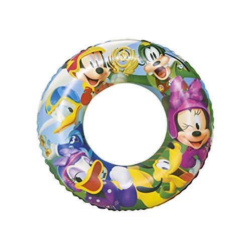 Bestway Jouet de piscine avec valve de sécurité Mickey Mouse Clubhouse Disney 56 cm