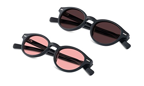 (Bundle) TheraSpecs Keaton Blue Light Glasses for Migraine, Light Sensitivity