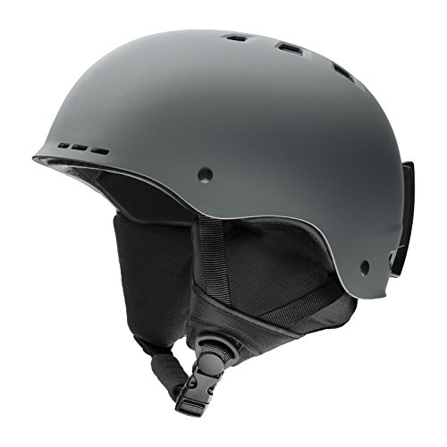 Smith Optics Holt Snowboard Helmet Matte Charcoal LG (59-63 cm Circumference)