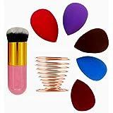 Set of 7 Makeup Tools, Futu 5 ...