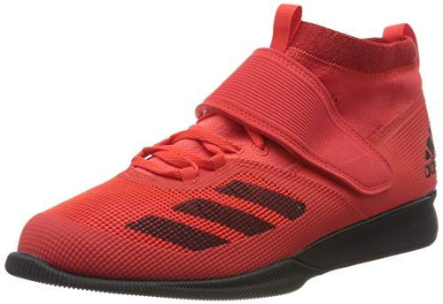 adidas Herren Crazy Power RK Multisport Indoor Schuhe, Rot (Red Bb6361), 38 EU
