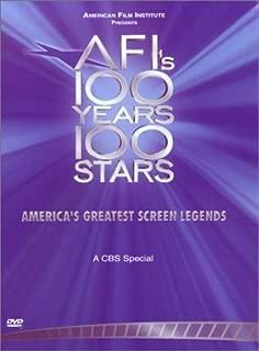 AFI's 100 Years, 100 Stars: American Film Institute