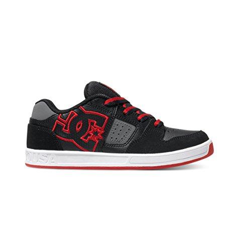 DC Shoes Sceptor - Low Top Schuhe - Kinder - EU 36.5 - Schwarz