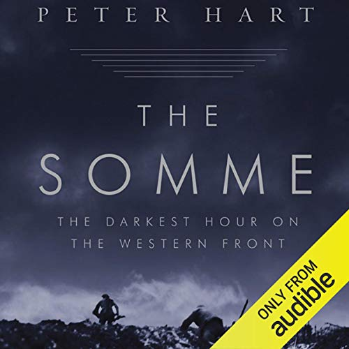 The Somme audiobook cover art