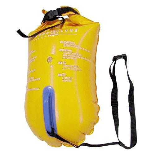 Aqua Lung Sport iDRY Bag 15L Schnorchel Tauchen Schwimm Hilfe Boje Freiwasserschwimmen