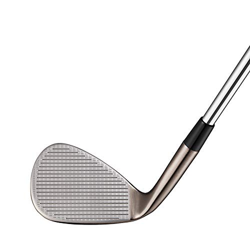 Product Image 3: TaylorMade Milled Grind Hi Toe Raw Wedge Mens Right Hand Steel Stiff Big Foot 56.15