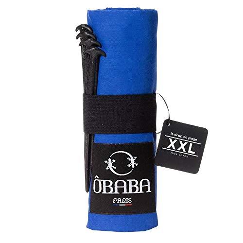 ÔBABA Asbaba - Toalla de Playa XXL