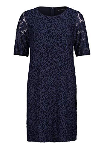 Betty Barclay Spitzenkleid dunkelblau, 48 Damen