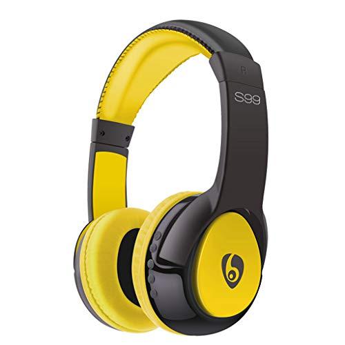 Yowablo Drahtlose Bluetooth Kopfhörer Stereo Bluetooth Headset Gaming Für PUPG / LOL(B)
