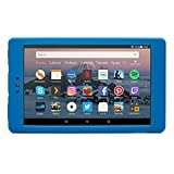 NuPro Funda resistente a los golpes para el tablet Fire HD 8, color azul