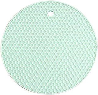 Silicone Trivets,Heat Insulation Mats,Hot Pot Holders,Coasters Cup Insulation Mat Non-slip,durable,Jar gripper,heat resist...
