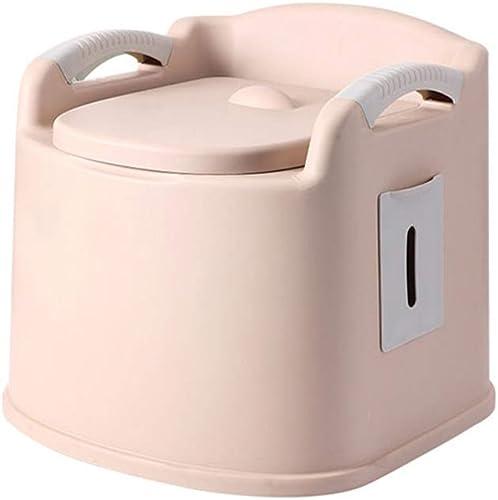 Toilette Mobile portative antidérapante Ménage Adulte Personnes agées épaississement Toilette pour Femmes Enceintes