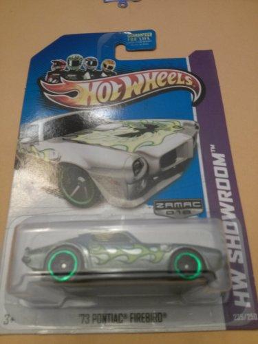 Hot Wheels HW Showroom \'73 Pontiac Firebird 235/250 Zamac 018 2013 by
