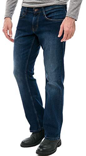 MUSTANG Herren Oregon Boot Bootcut Jeans, Blau (Dark 881), W29/L34