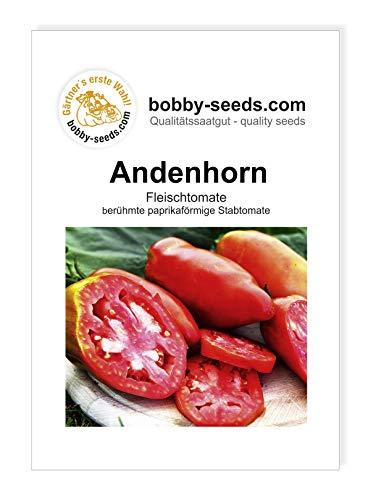 Andenhorn - Andine Cornue, Fleischtomate von Bobby-Seeds Portion