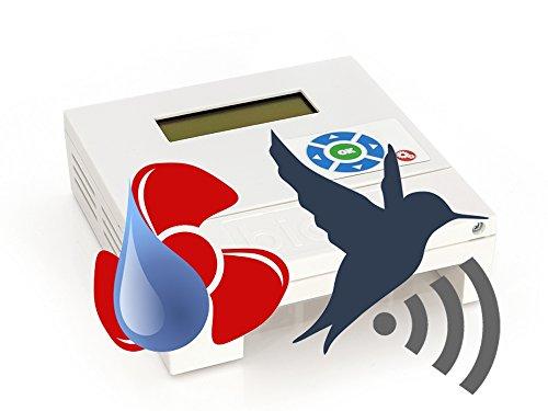 Entfeuchtungs-Steuergerät bx-ESG Funk Lüftungssteuerung