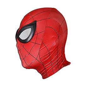 Halloween Mask Superhero Masks Cosplay Costumes Mask Lycra Fabric Material …