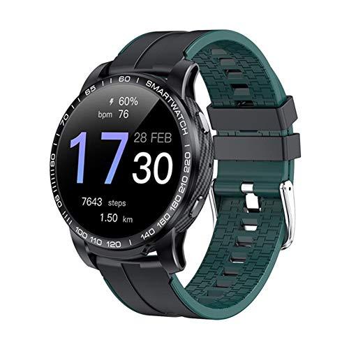 AEF Smartwatch, Reloj Inteligente Fitness Tracker Hombres Mujeres Niños Impermeable IP67 Muñeca Podómetro Caloría Pulsera de Actividad Reloj Deportivo para Android iOS,3