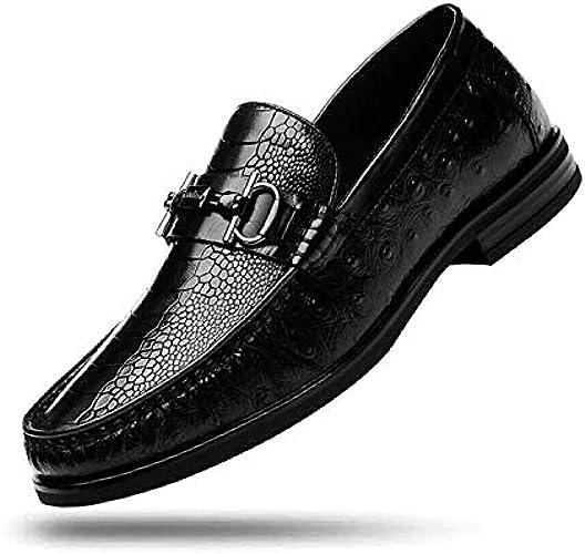LOVDRAM Bottes Homme Chaussures De Travail Confortables Légères, Hautes, élastiques, Résistantes à l'usure, Chaussures pour Hommes, Chaussures pour Hommes