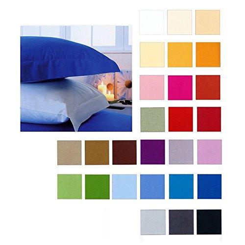 B&M Completo Letto Singolo Lenzuola 1 Piazza Cotone 100% Colore Celeste