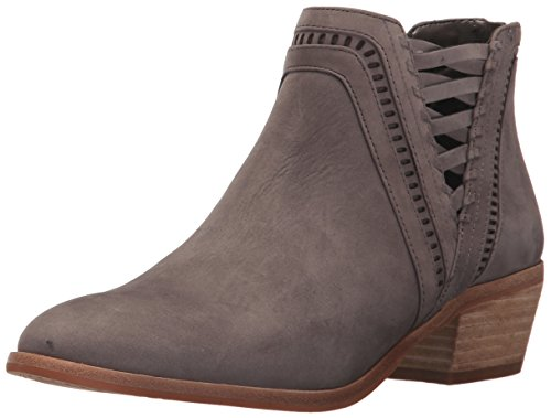 Vince Camuto Women's PIMMY Ankle Boot, Gray Stone, 8 Medium US