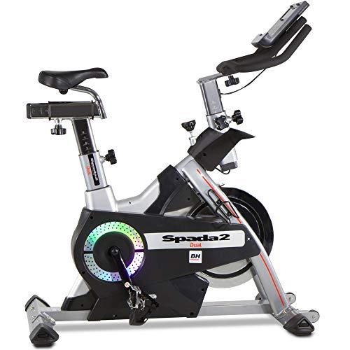 BH Fitness  - Bicicleta Indoor ispada II Dual