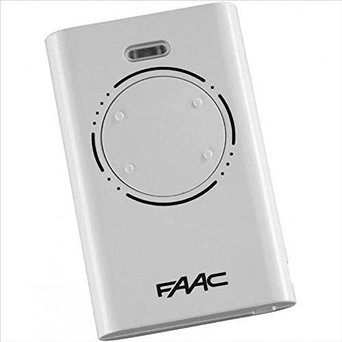 Telecomando trasmittente Faac XT4 433MHz SLH LR