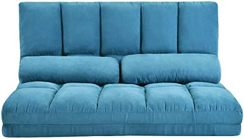 Best Harper&Bright Designs Floor Sofa - Adjustable Floor Couch and Sofa for Living Room and Bedroom