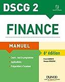 DSCG 2 - Finance - 6e éd. - Manuel - Manuel