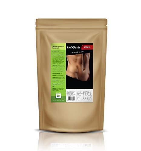 EMO Organik Body Fitness Salvado de Arroz Prebiótico Fermentado - 500 g
