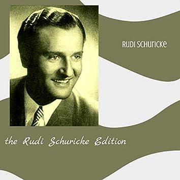 The Rudi Schuricke Edition