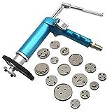 TEEWAL Pneumatic Brake Pump Adjusting Tool Carbon Steel Tools Kit...