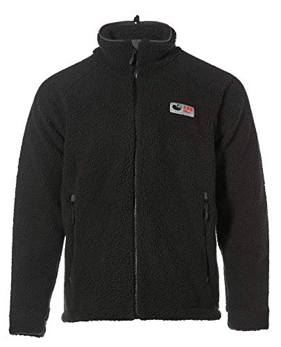 RAB Original Pile Jacket - Men's Black Large