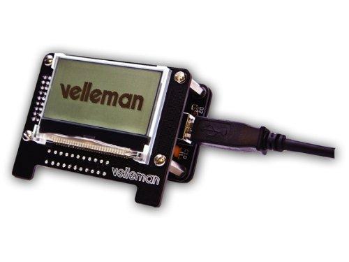 VELLEMAN K8101 USB MESSAGE BOARD KIT