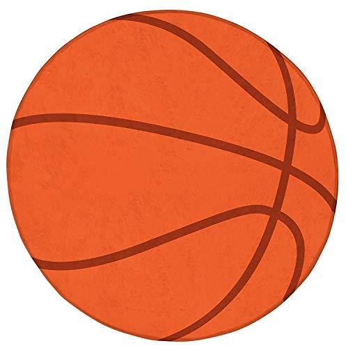 House Of Kids Tapis Basketball 75 cm Orange