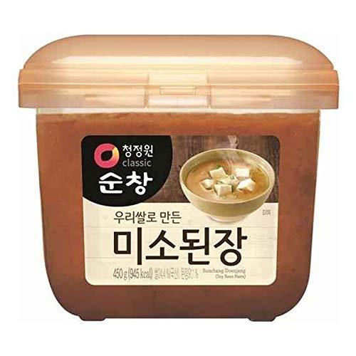 Daesang Chung Jung One Sunchang Doenjang (Soybean Paste) 450g