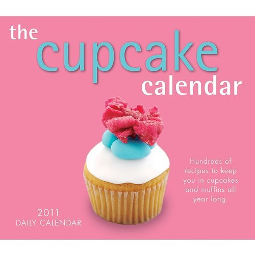 Cupcake Calendar 2011 Daily Boxed Calendar (Calendar) by Fergal Connolly (2010-07-25)