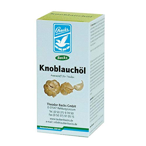 Backs Knoblauchöl 250ml